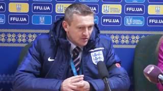 Ейді Бутройд про матч з Україною