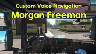 ETS2   Voice Navigation Mods - Arnold / Freeman / The Grand Tour