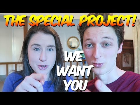 The Special Project!