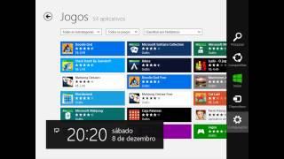 Windows 8 -  Como adicionar e baixar mais aplicativos