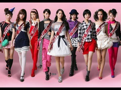"RANKING SONGS OF GIRLS' GENERATION'S 1st ALBUM ""Girls' Generation'"" (2007)"