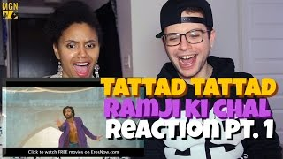 Tattad Tattad (Ramji Ki Chal) - Goliyon Ki Rasleela Ram-leela Reaction Pt.1