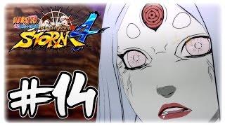 Naruto Shippuden Ultimate Ninja Storm 4 - Kaguya, la déesse brutale #14 [FR]