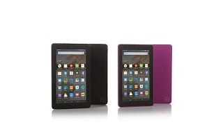 2pack of Fire 16GB AlexaEnabled Tablets with Cases