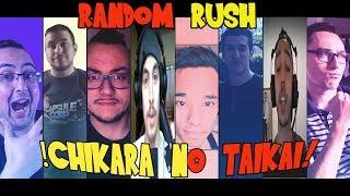 ** Tournois Chikara no taikai Random Rush - Plus craquant que les chocapic** thumbnail