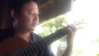 Bài ca Hy vọng - Lê Hùng Phong - Guitar solo: