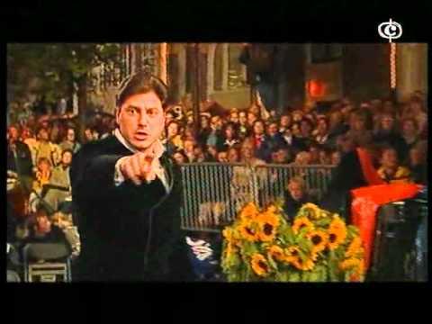 Jos Cura   PRINSENGRACHT CONCERT   Verdi,Giordano,Puccini   Amsterdam 1998