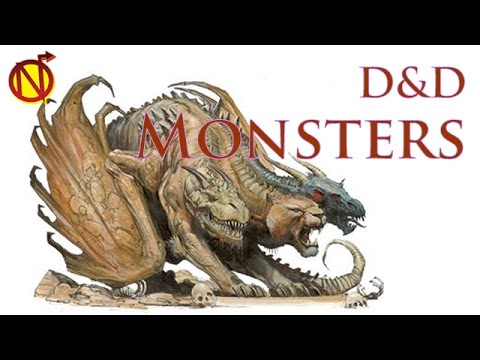 Dd Chimera One Of The Meanest Creatures In The Mm Dungeons And