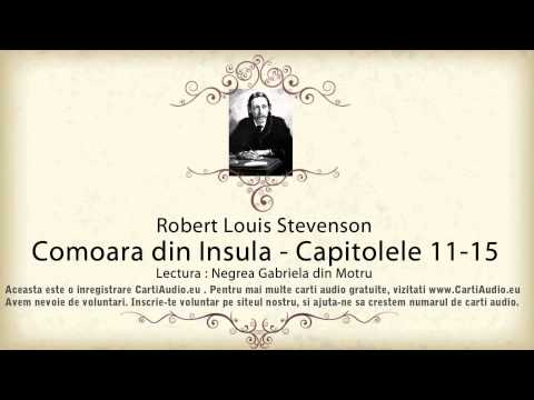 Robert Louis Stevenson - Comoara din Insula - Capitolele 11-15