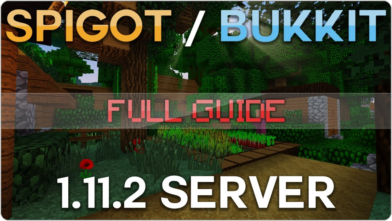 how to add more ram to minecraft bukkit server 1.11.2