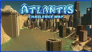 ATLANTIS IS SAVED! [Series Finale] | Cities Skylines | Atlantis Challenge #22