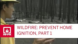 Wildfire: Prevent Home Ignition P.1
