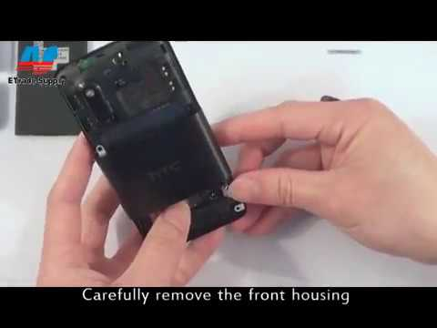 HTC Design 4G Take Apart/Tear Down.mp4
