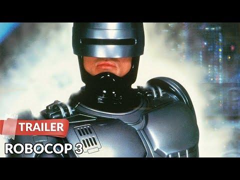 RoboCop 3 1993  HD  Nancy Allen  Robert John Burke