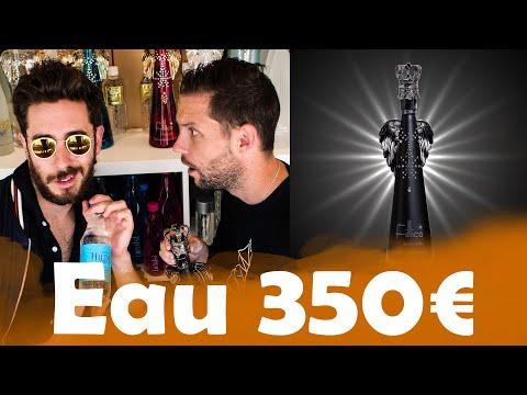 Eau 2 € VS Eau 350€ ( eau des nuages, eau préhistorique ... ) avec Kemar