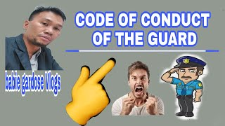 Download know about - Code of Conduct