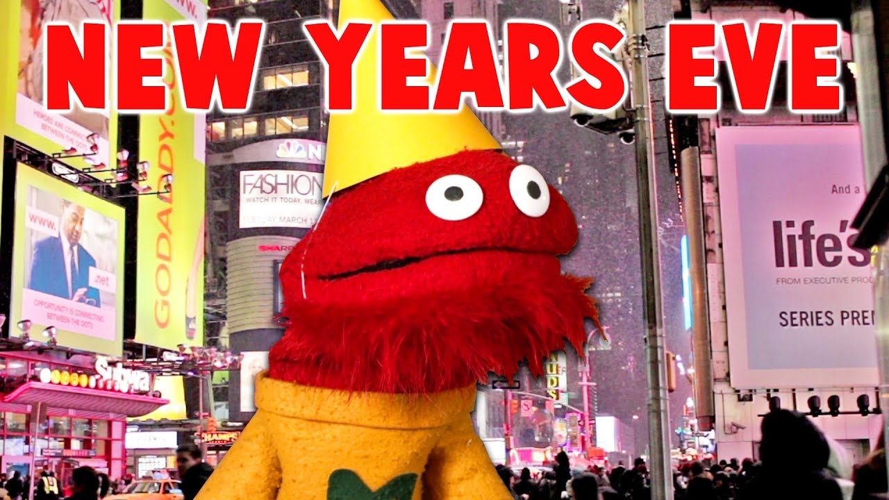 Glove and Boots | Top 10 New Years Eve Traditions! New Years Eve 2019!