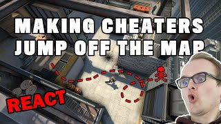 React: CSGO Cheaters trolled by fake cheat software