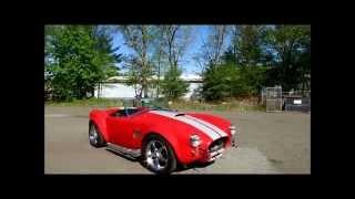1965 FFR Cobra Red