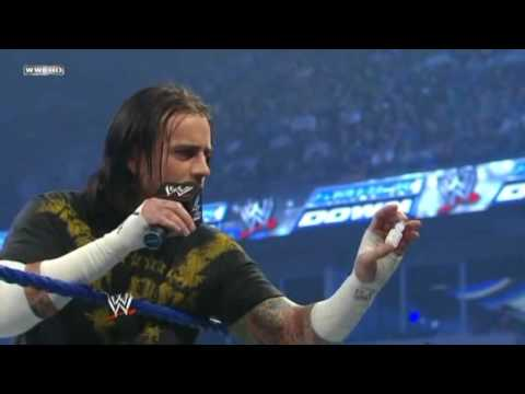 CM Punk promo on Jeff Hardy