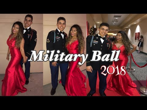 Fort Riley Military Ball | 2018💫