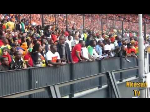 Holland vs Ghana friendly match in Rotterdam Holland 31-05-2014.
