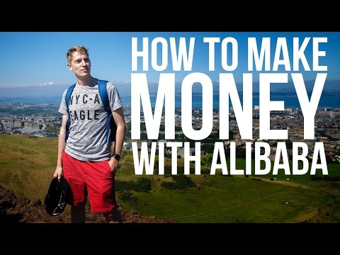 How to Make Money With Alibaba