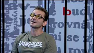 Interview Z1, host: Ondřej Vetchý (25. 9. 2009)