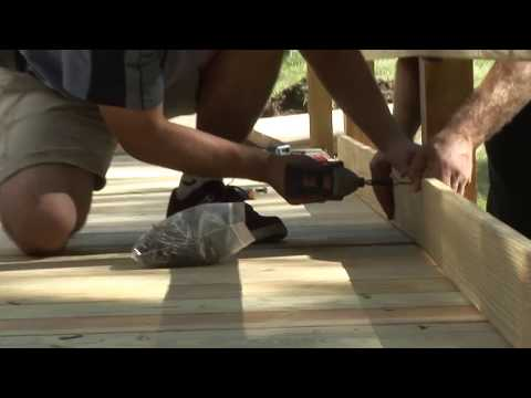 Wheelchair Ramps - Watch Wooden Ramp Installation | Able Care Group NJ