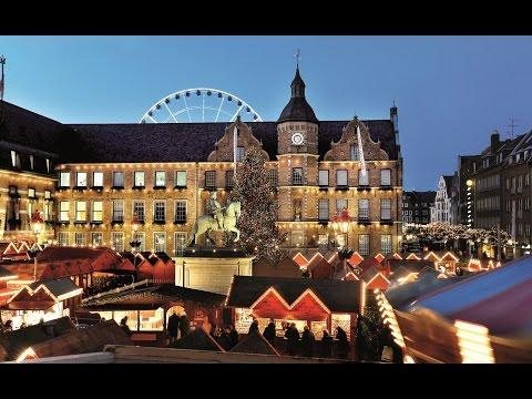 Dusseldorfer Weihnachtsmarkt
