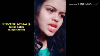 TikTok Star Singer Gitika Kalita | Hit Video | A2Z MP3 | N.S Production Presents