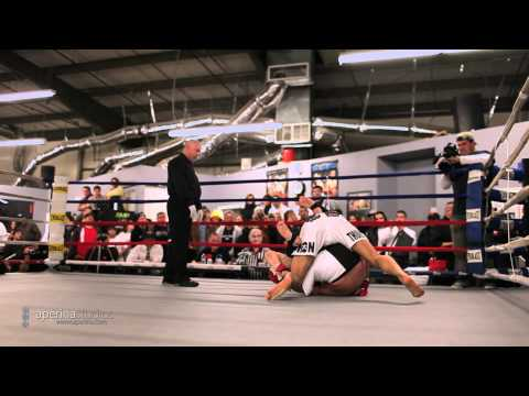 MIKHAIL VENIKOV vs Matt Clark (MMA Pro Fight 1)