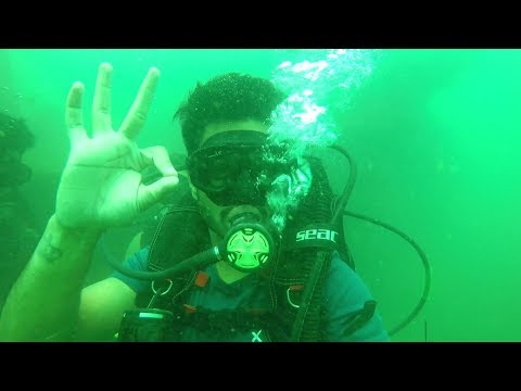Scuba Diving and Water Sports at Goa, India Vlog  - Atlantis Water Sports
