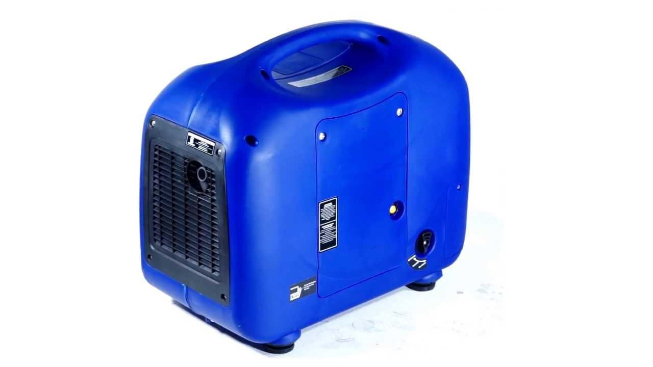 Hyundai HY3000SEi Electric Start Inverter Generator