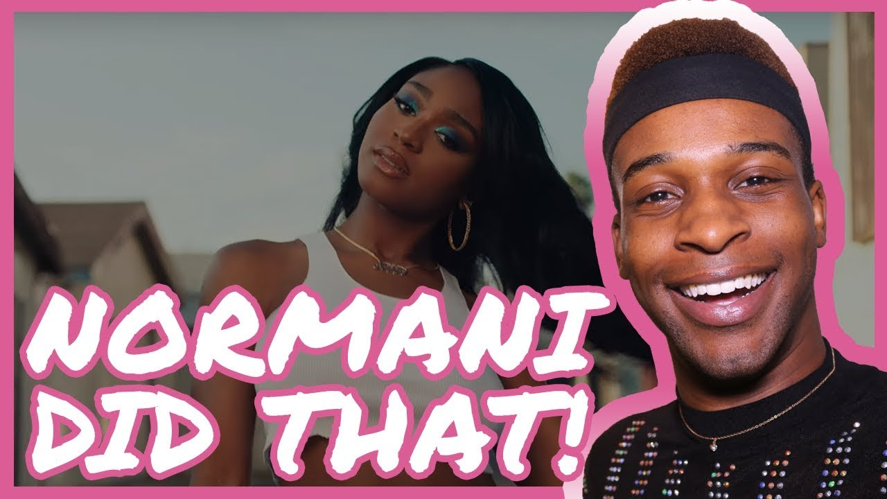 NORMANI'S MOTIVATION VIDEO ENERGIZED MY LIFE!!
