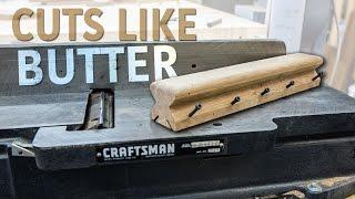 Sharpen & Install Jointer Blades - Making & Using Jigs