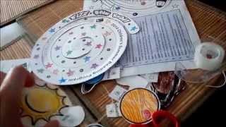 Solar Sytem Mobile Project (Kids Activity)