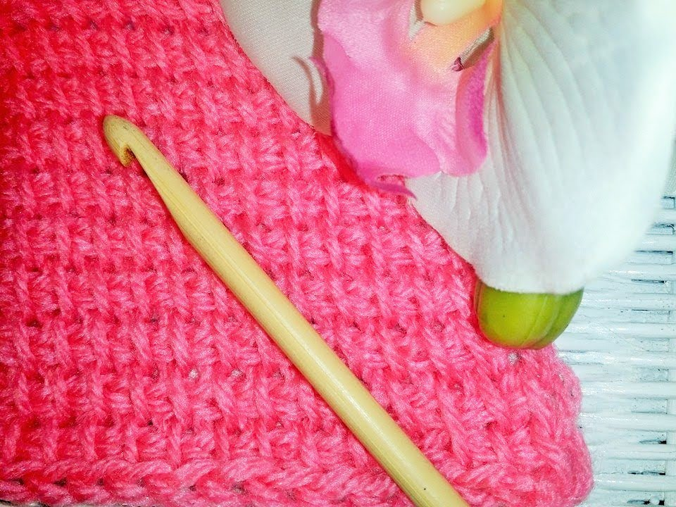 Glama Gets New Hooks & Lesson 1 of Tunisian Crochet ~ The Simple ...