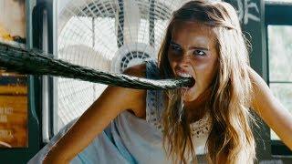 Блондинка трансформер пытается убить Сэма - «Трансформеры: Месть падших» отрывок из фильма