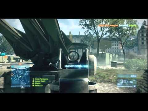 My First Game of Battlefield 3 [Uncut]