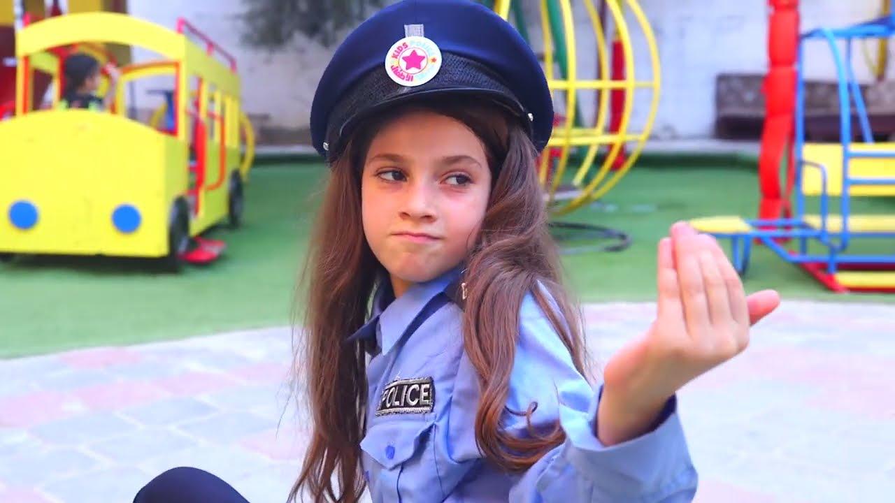 قناة كتاكيت الجديدة شرطة الاطفال #شرطة #اطفال