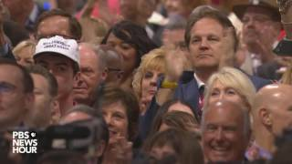 Watch Lt. Gov. Henry McMaster nominate Donald Trump for president