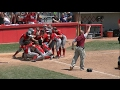 Elyria wins state softball championship on obstruction call