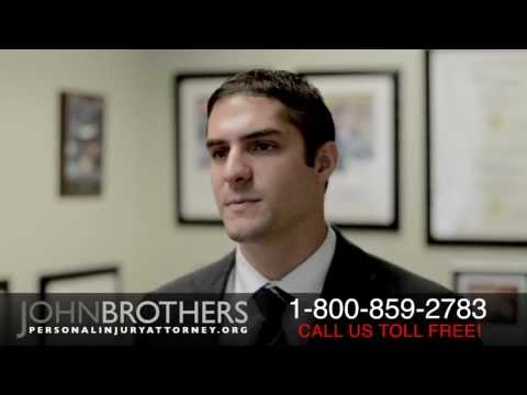 Top Personal Injury Attorney - John Brothers