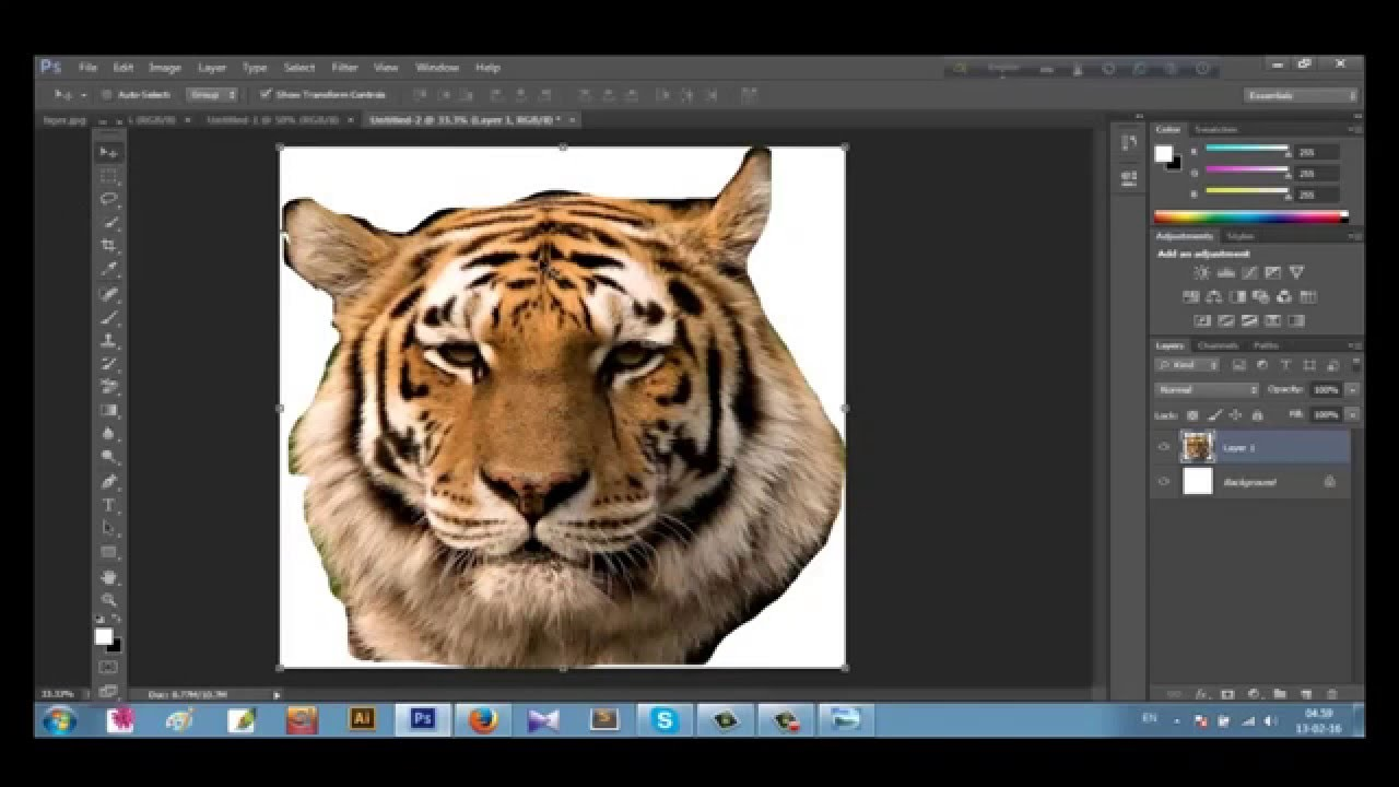 Design your t shirt software - Design Your T Shirt In Photoshop