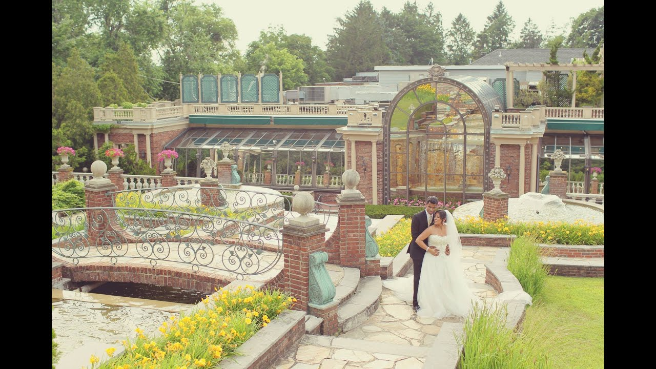 The Manor West Orange Nj Wedding Video Film Same Day Edit Rebecca Daniel You