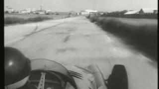 """Fangio, el maestro """"...una furia fría, glacial..."""" (1957)"""