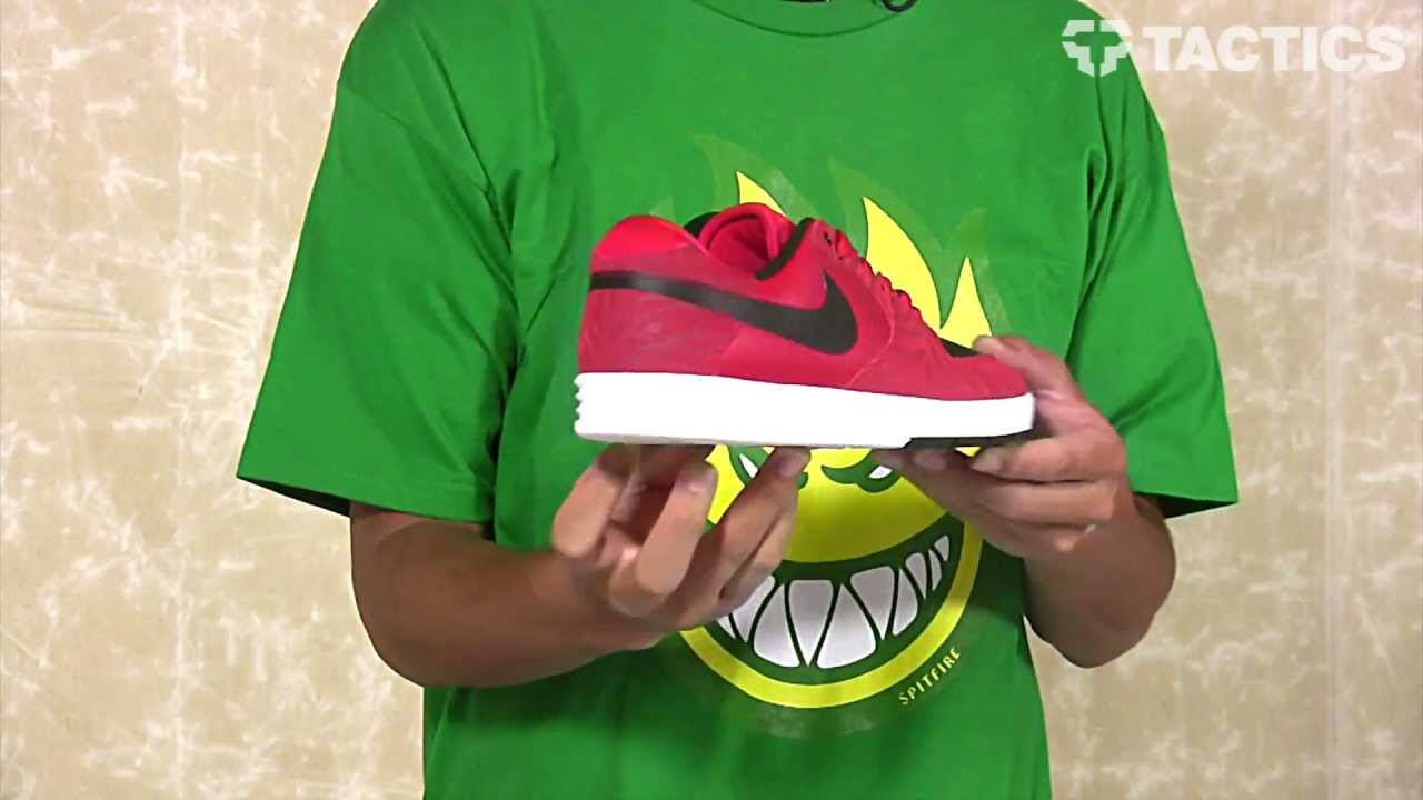 Nike SB P Rod 7 Skate Shoes Review - Tactics.com