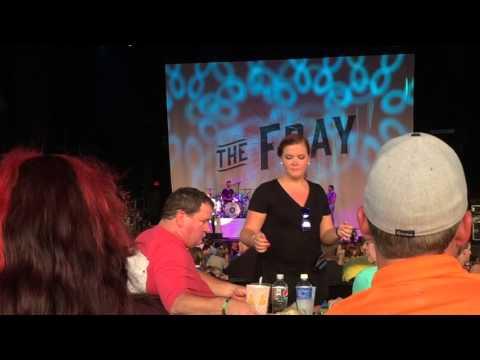 The Fray: Live @ Walnut Creek Amphitheatre - FULL HD SET - 06/10/15