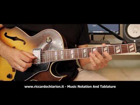 Jazz Guitar Lick #11